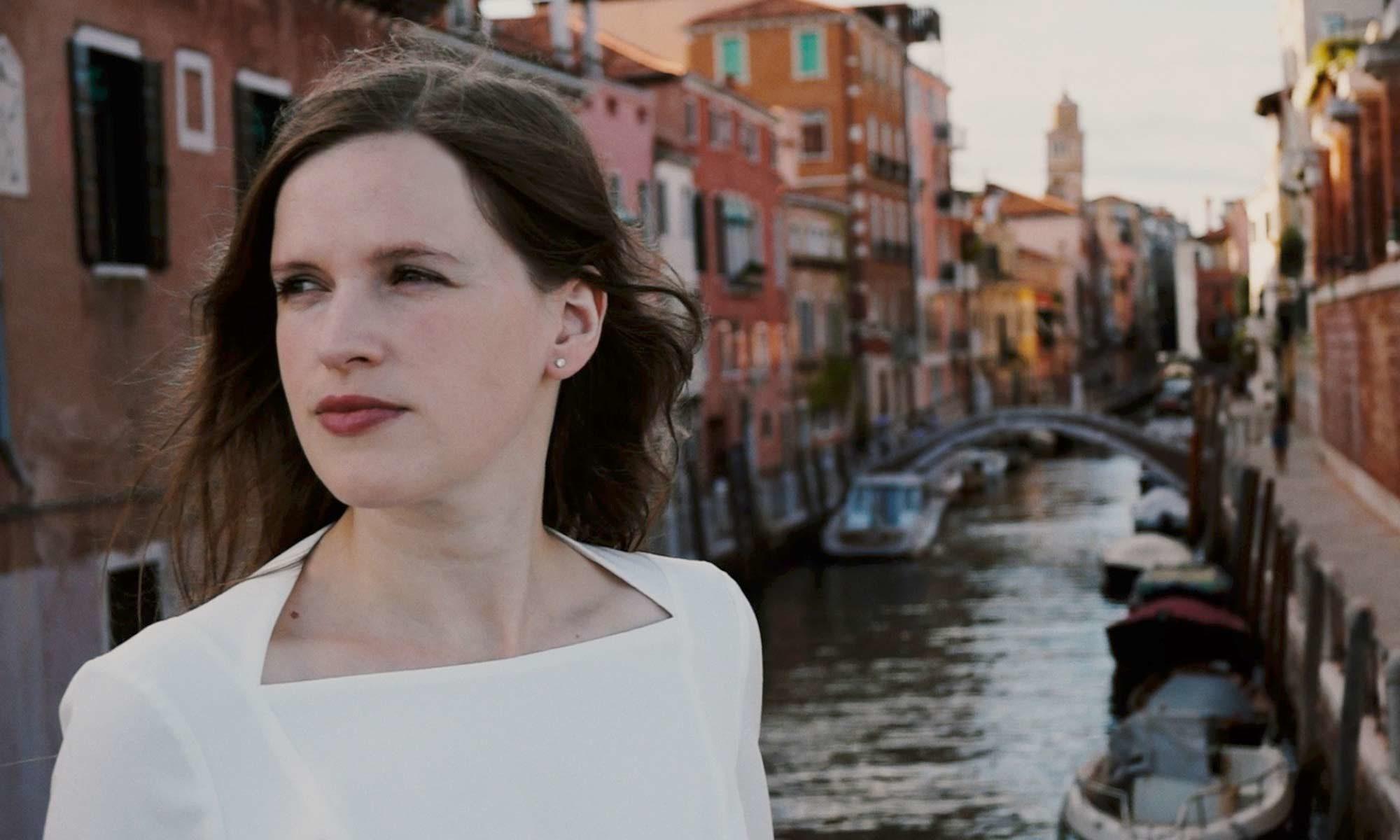 Maaike Siegerist in Venice
